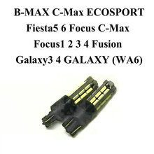 Best Parking Light Bulb For Ford B-MAX C-Max ECOSPORT Fiesta5 6 Focus Focus1 2 3 4 Fusion Galaxy3 GALAXY (WA6) 2Pcs/Lot
