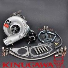 Kinugawa Turbocharger TD05H-18G 8cm for SUBARU WRX STi GRF 2008~ RHF55 VF39 VF43 VF48 kinugawa turbocharger td05h 18g 7cm for subaru ej25 wrx sti grf 2008 rhf55 vf39 vf43 vf48 bolt on