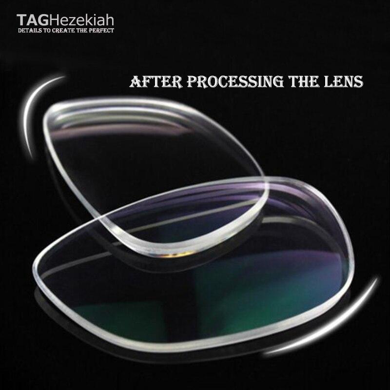 2019 New 1.61 lens myopia prescription optical lens lightweight / thin / ultra-clear  computer lentes opticos oculos de grau