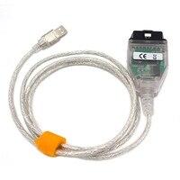 Auto Scanner iNPA/Ediabas K + DCAN Interface USB Com Chip de FT232RL com Interruptor INPA K DCAN Interface USB cabo