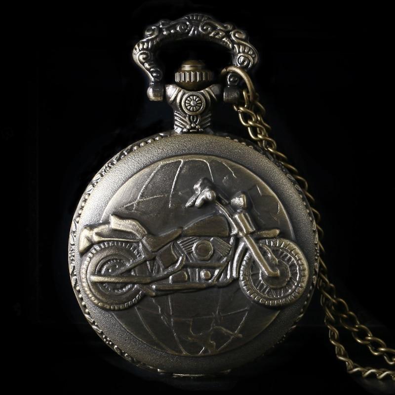 retro pocket watch quartz watch pendant clock (5)