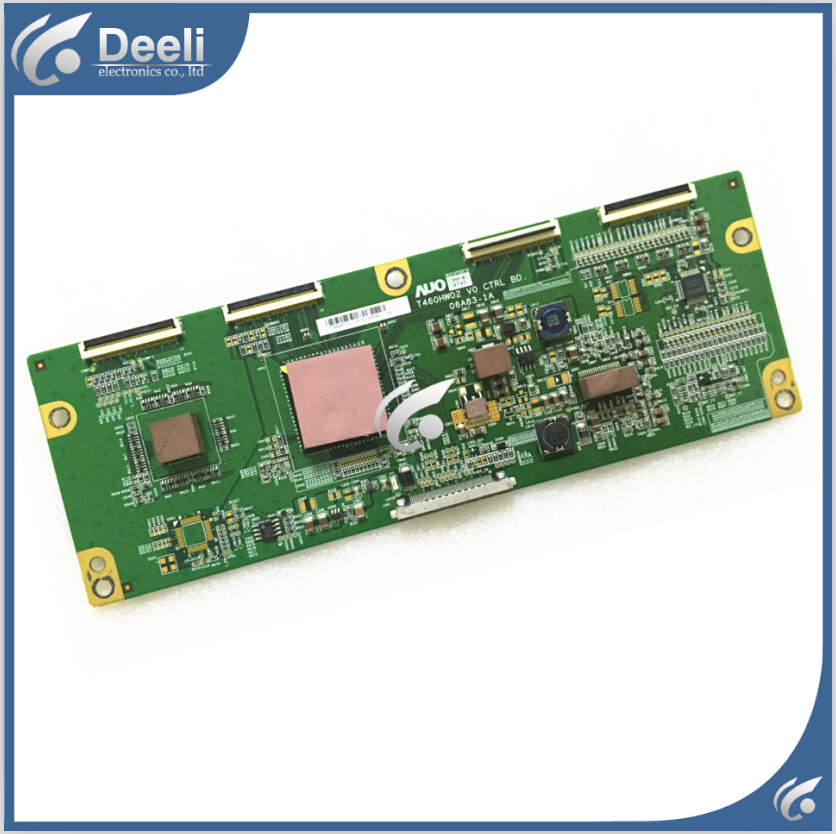 95% new for T460HW02 V0 06A83-1A LA46A550P1R T-con board logic board good Working 631 0347 m40a mlb 820 1900 a oem logic board 1 83 t2400 ghz for m mini a1176 emc 2108 ma608 gma 950 64m