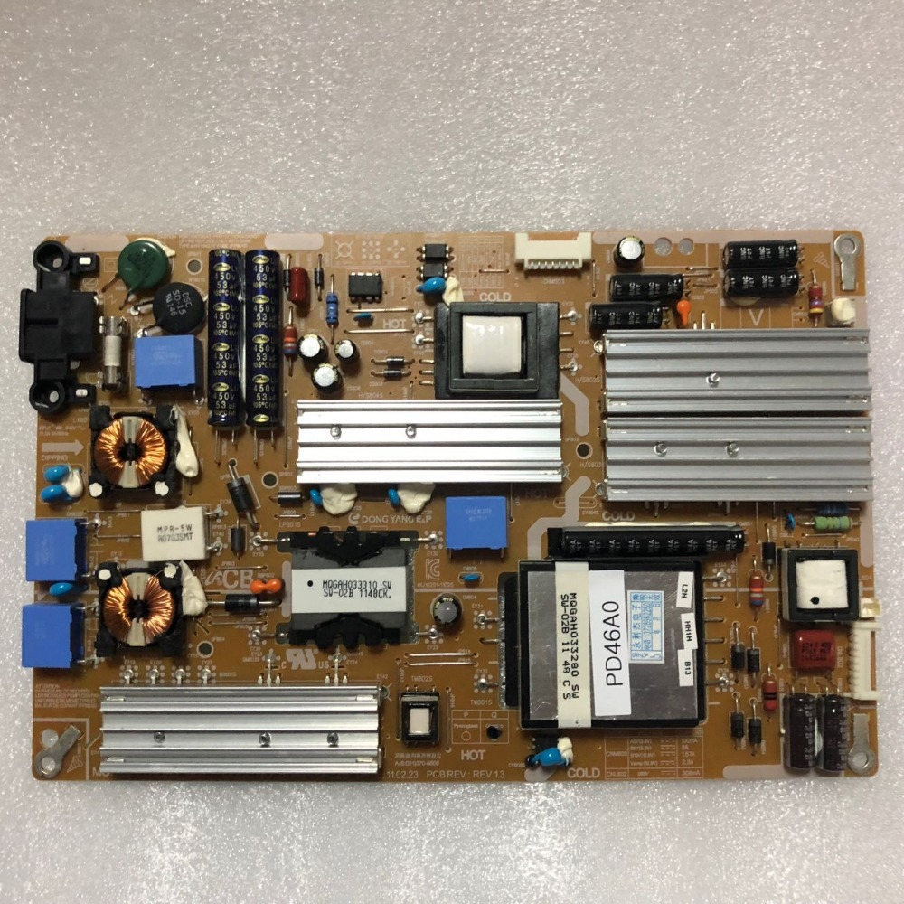 SZYLIJ new board BN44 00422B BN44 00473B PD46AO BDY power supply for UA40D5000PR 40D5003BR