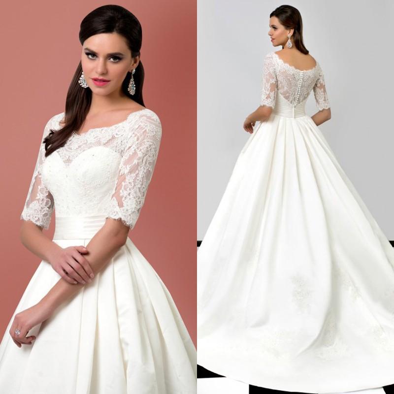 Medias para vestido de novia