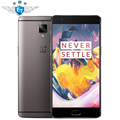 Original Oneplus 3T Snapdragon 821 Quad Core 5.5 Inch 1080P 6GB RAM 64GB ROM 4G FDD Cell Phone 16.0MP Fingerprint Fast Charge