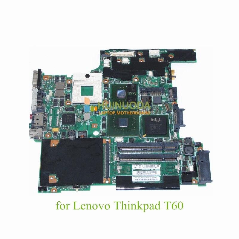 NOKOTION 41W1364 Laptop Motherboard  for Lenovo ThinkPad T60 T60p 14.1'' DDR2 Mainboard цена и фото