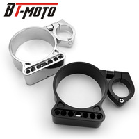 Black CNC SIDE MOUNT SPEEDO RELOCATION BRACKET Case F HARLEY SPORTSTER 1995 2014