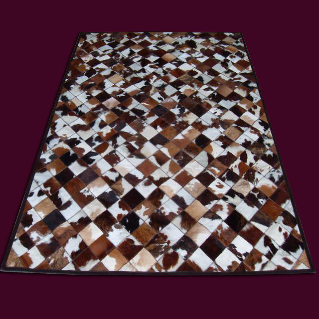 2018 express consegna 1 pezzo 100% pelle di vacchetta naturale tappeto macchina overlock