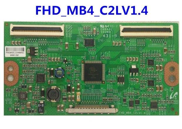 Latumab 100% Original  New For Sony KLV-40BX400 FHD_MB4 C2LV1.4 431-9 TV Logic T-Con Board  Free Shipping