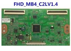 Latumab 100% oryginalny nowy dla Sony KLV 40BX400 FHD_MB4 C2LV1.4 431 9 TV logic t con pokładzie darmowa wysyłka w Ekrany LCD i panele do tabletów od Komputer i biuro na