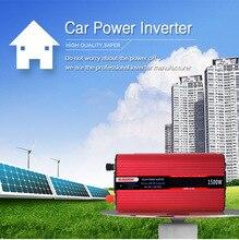 1500w Solar Inverter Multifunctional Travel Power Supply Control Dual USB Car inverter  12V 24V 110V 220V High Power Conversion