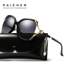 Diamante de luxo Polarizada Óculos De Sol Das Mulheres com Acessórios Gato Olho Óculos De Sol Oversize óculos de Sol óculos oculos de sol feminino