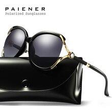Luxury Diamond Polarized Sunglasses Women with Accessories Cat Eye Sunglass Oversize Sun glasses Eyewear oculos de