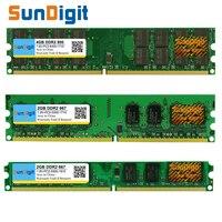 SunDigt DDR2 800 PC2 6400 5300 4200 1GB 2GB 4GB 8GB Desktop PC RAM Memory Compatible