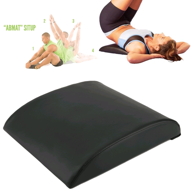 Abdominal Exerciser Mat Stretcher Fitness Sit-board AB Mat Trigger Point Stretcher Fitness Exercise Abdominal Muscles Training