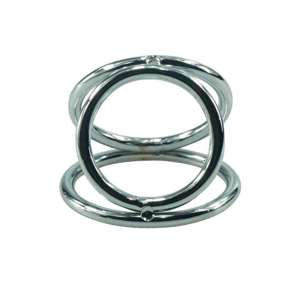 Металлические эро кольцо оттрахал русскую