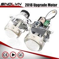 AL Headlight Bi Xenon Projector Lens D2S For BMW E46 E39 E60 X3 Audi A3 VW