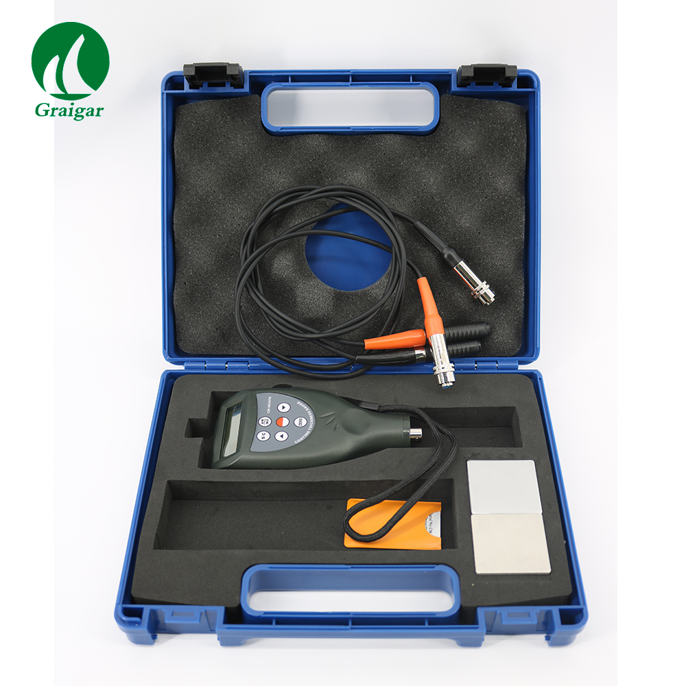 CM 8826FN Digital F and NF Type Coating Thickness Tester Gauge with Range 0 to 1250um Paint Coating Thickness Meter