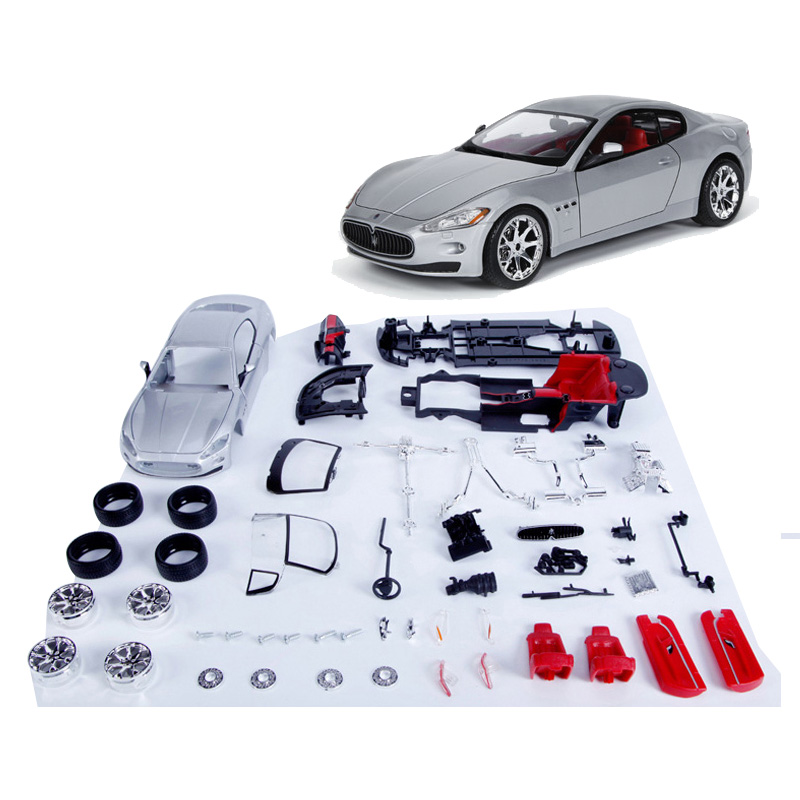 ФОТО New Metal Simulation Supper Car Assembling Model Toys For Kids Birthday Gift