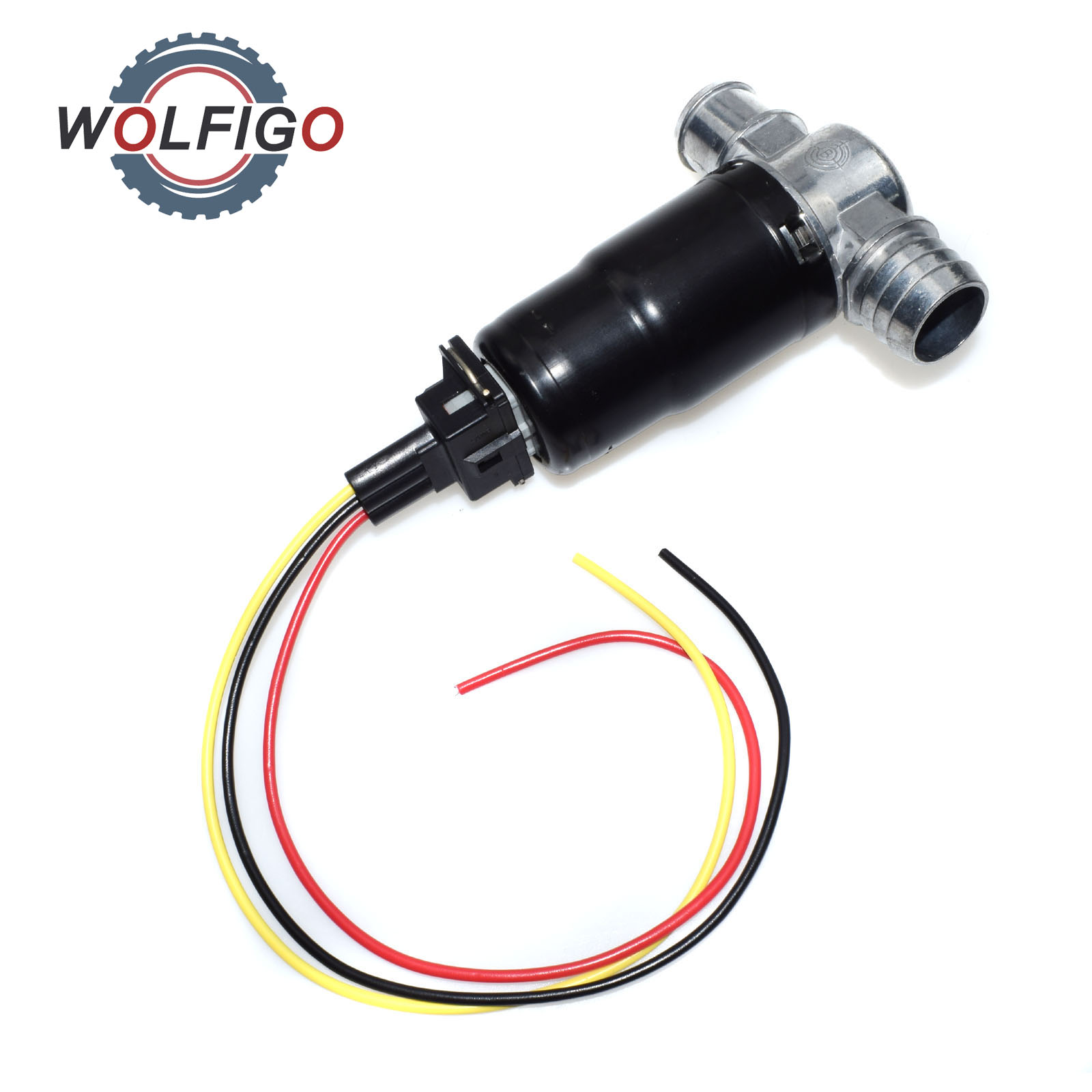 Wolfigo Idle Air Control Valve Iac With Connector Plug Wire For Bmw E30 Wiring Harness Connectors E34 M20 M50 320i 325ix 520i Z1 13411433626 0280140524 In From