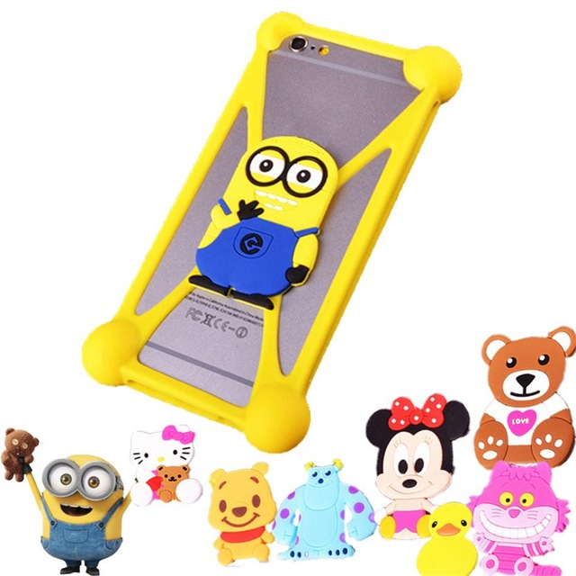For Azumi A35S Universal Phone Case For Vkworld F1 Bumper Cover For Infinix Hot 3 X554 Infinix Note 2 X600 Case >