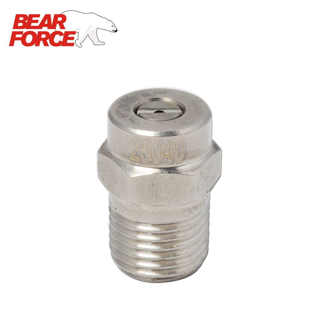 Stainless Steel Thread Nozzle G1/4