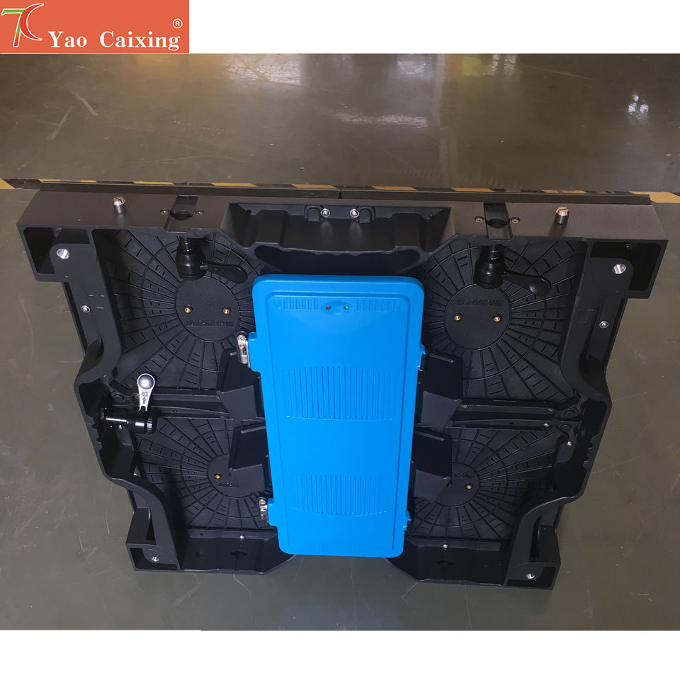 500mm P4.81 Indoor Rgb Full Color Aluminum Cabinet Led Display Led Matrix Led Display Smd Rental Screen Hub75 Led Video Wall