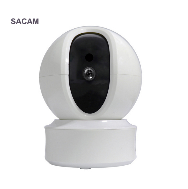 SACAM Secure IP Camera 720P HD Video Surveillance Indoor WiFi Wireless Home Camera CCTV Baby Monitor Night Vision Cloud Service