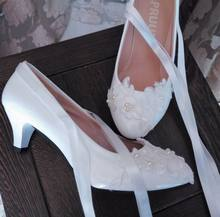 cda8ef4ece High Quality Bridal Pumps Ivory-Buy Cheap Bridal Pumps Ivory lots ...