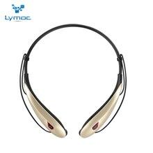 LYMOC Y98 Neckband Stereo Headsets Sport Bluetooth Wireless Earphone V4.1 Running Music Phone Headphones Handfree for Phone