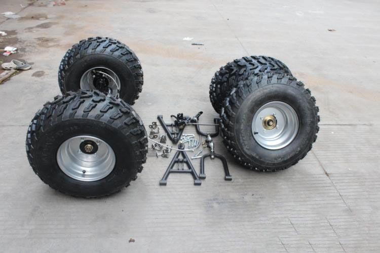 Four wheel ATV Karting retrofit kit accessories 10 inch