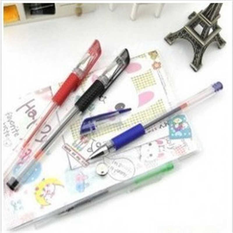 DL Güney Kore yaratıcı kırtasiye ofis malzemeleri pen0.5 siyah kalem Kore tek toptan Öğretim ekipmanları ofis