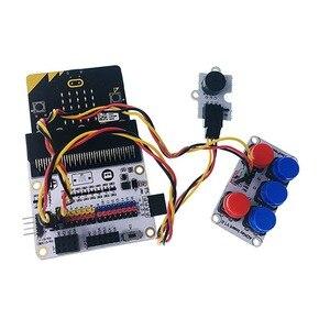 Image 5 - Для Micro: Набор бит Тинкера, разделительная доска, сенсорная панель Octopus для обучения в классе и начинающих DIY (без микробитной доски)