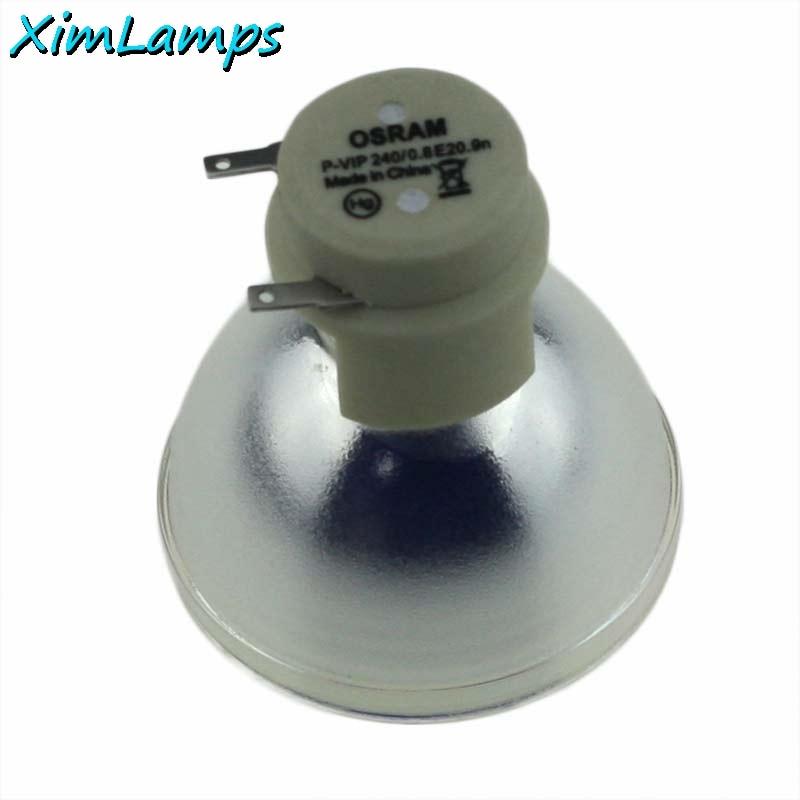 все цены на  Original OSRAM P-VIP 240/0.8 E20.9N Projector Bulb MC.JJT11.001 Bare Lamp For Acer S1283E S1283HNE S1383WHNE H6520BD P1510 P1515  онлайн