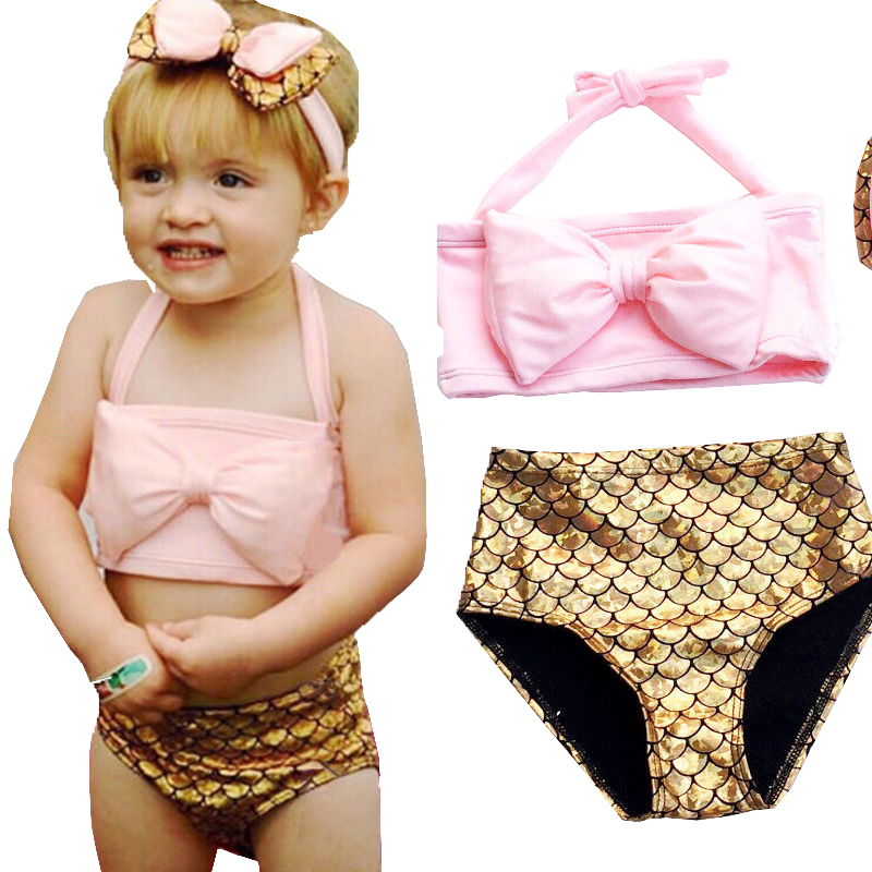 Little Mermaid Clothes For Kids Girls