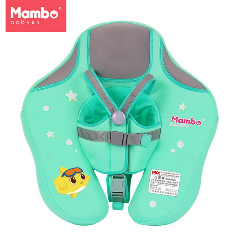 Baby Ring Float with safety seat 5 point instal Kid Inflatable Swim Tube Trainer Pool Water Fun Toy Child Waist Floats