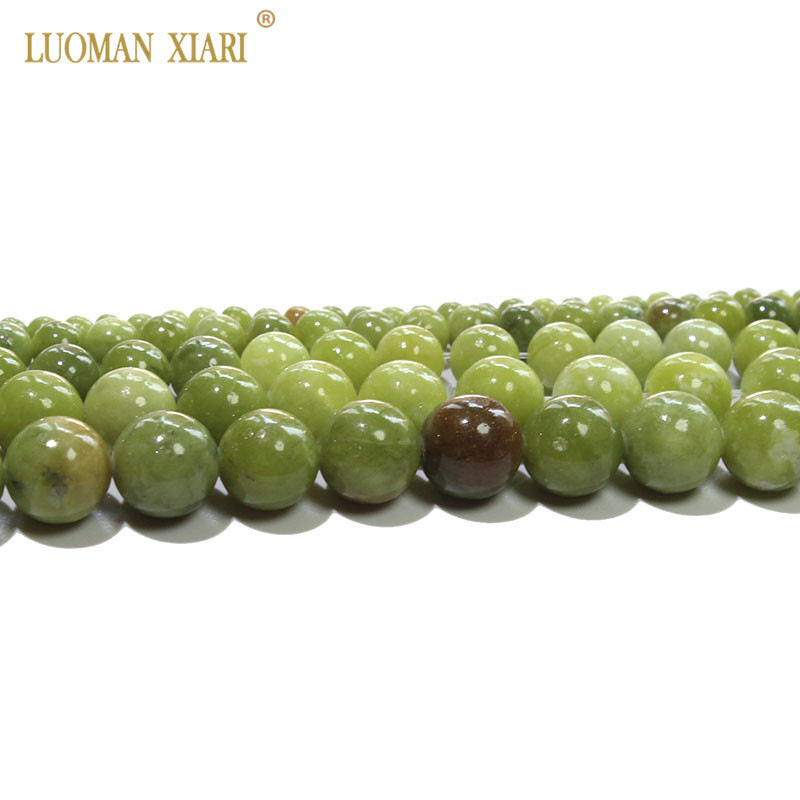 """Hot 8mm Natural Red JADE round Bead Beads Necklace 24/""""AAA"""