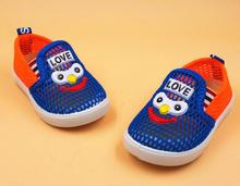 fast ship 2017 children's shoes spring summer boy and girl's shoes  multi-color net shoes dn33