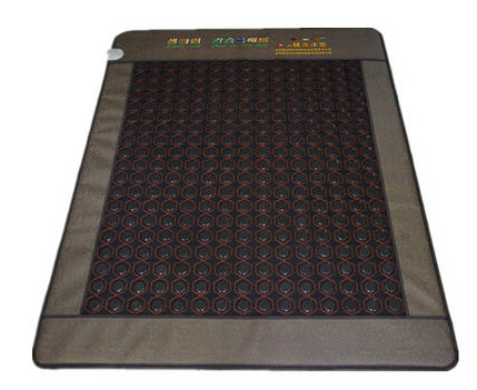 2017 Free shipping for Natural jade thermal jade massage mattress health heating Germanium Thermal mattress Eye cover 1.2*1.9M 2017 hot product free eye cover china wholesaler germanium thermal heating jade cushion free shipping 50 150cm