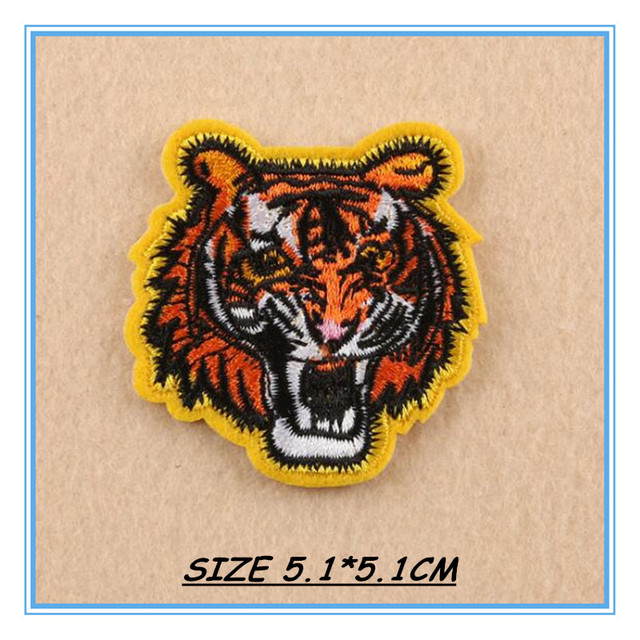 Tiger Emperor Sticker