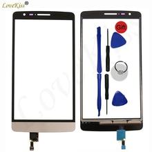 Сенсорный экран Сенсор для LG G3 D850 D855 D858 сенсорный ЖК-дисплей дигитайзер G3 спереди Панель внешний Стекло Крышка объектива Замена