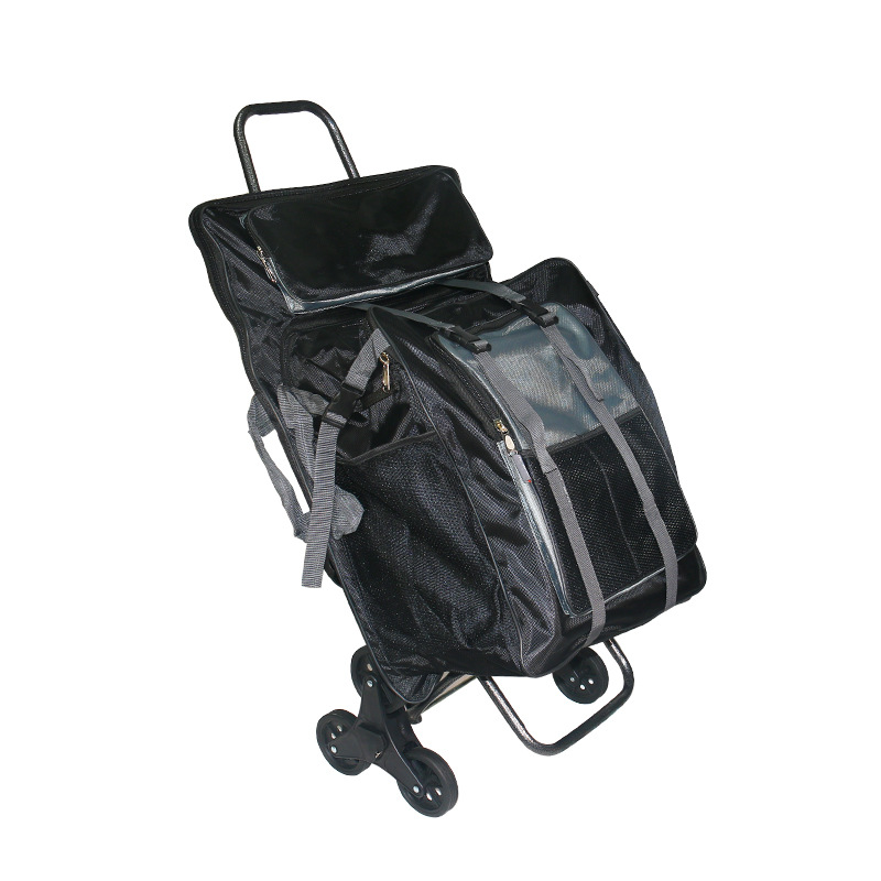 Multifunctional Folding Sketch Cart Painting Trolley Thickening Canvas Shoulders Bag Oil Drawing Chair Painting Supplies Art kit Углеродное волокно