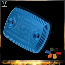 Motorcycle Brake Fluid Fuel Reservoir Tank Cap Cover For YAMAHA YZF R3 R300 yzf R25 R250 2015 2016 brake fluid reservoir cap