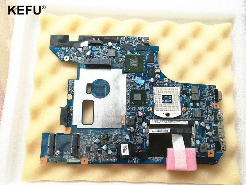 48.4PA01.021 LZ57 MB Laptop motherboard suitable for Lenovo V570 notebook pc (with video chip GT540M 2GB ) Product NEW цена