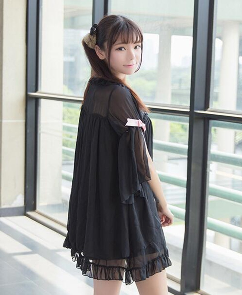 Lolita Chiffon Homewear Dress