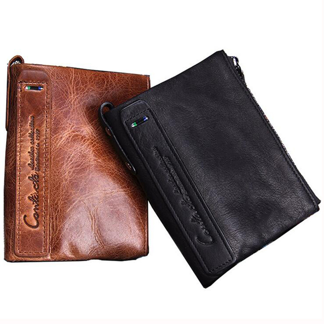 High quality men wallet