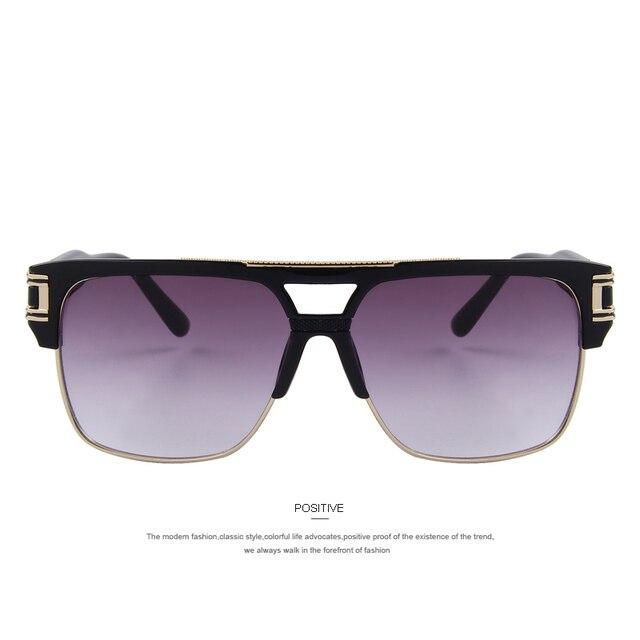 MERRY'S - Luxury Vintage Oversized Sunglasses 1