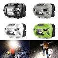 Светодиодный датчик налобный фонарь USB Перезаряжаемый водонепроницаемый головной свет для кемпинга велоспорта рыбалки @ 8 WWO66