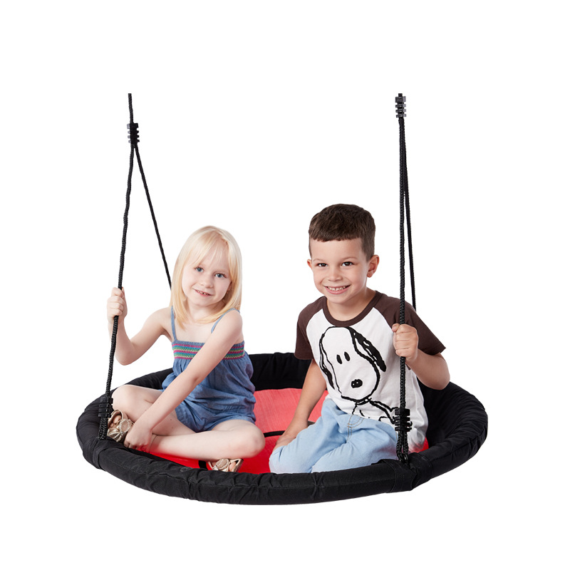 New Oxford Cloth Swing Outdoor Children Entertainment Toy Swing Garden Patio Swing-in Patio Swings from Furniture