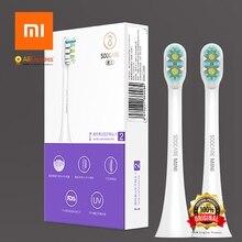 Original Xiaomi Soocare X3 Soocas tête et boîte de voyage Mi Soocare X 3 produit brosse à dents nouveau